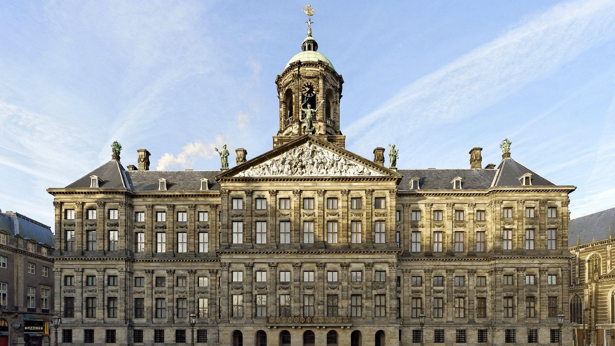 Een nieuw stadhuis voor Amsterdam - Paleis Amsterdam